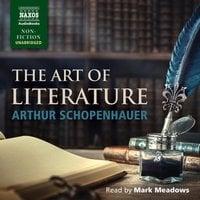 The Art of Literature - Arthur Schopenhauer
