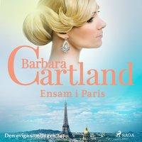 Ensam i Paris - Barbara Cartland
