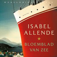 Bloemblad van zee - Isabel Allende