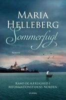 Sommerfugl - Maria Helleberg