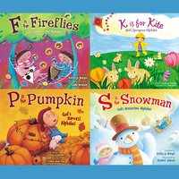 Alphabet Book Collection - Kathy-jo Wargin