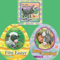 Easter for Little Ones - Jesslyn DeBoer, Alice Joyce Davidson