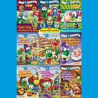 VeggieTales I Can Read Collection - Doug Peterson, Karen Poth