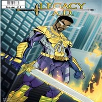 Legacy A.D. Issue #1 - Will Smith