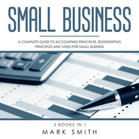 Small Business: A Complete Guide to Accounting Principles, Bookkeeping Principles and Taxes for Small Business - Mark Smith