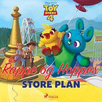 Toy Story 4 - Rappe og Hoppes store plan - Disney