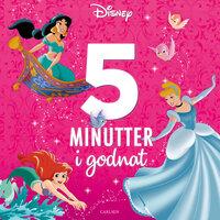 Fem minutter i godnat - Disney-prinsesser - disney