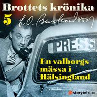 En valborgsmässa i Hälsingland - Carl Olof Bernhardsson