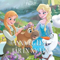 Frost - Anna og Elsa får en ny ven - Disney