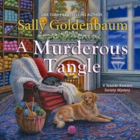 A Murderous Tangle - Sally Goldenbaum