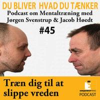 Træn dig til at slip vreden - Jørgen Svenstrup,Jacob Høedt