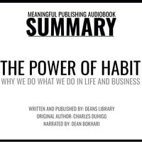 Summary: The Power of Habit by Charles Duhigg - Dean's Library