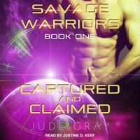 Captured and Claimed - Jude Gray