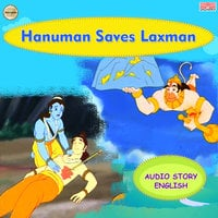Hanuman Saves Laxman - Traditional