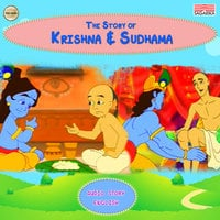 Krishna And Sudhama - Traditional