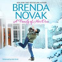 A Family of Her Own - Brenda Novak