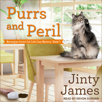 Purrs and Peril - Jinty James