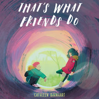 That's What Friends Do - Cathleen Barnhart