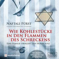 Wie Kohlestücke in den Flammen des Schreckens - Eine Familie überlebt den Holocaust - Naftalie Fürst