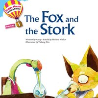 Aesop′s Fables – The Fox and the Stork - Michele Walker
