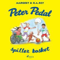 Peter Pedal spiller basket - H.A. Rey