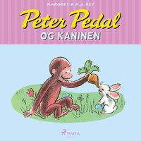 Peter Pedal og kaninen - H.A. Rey