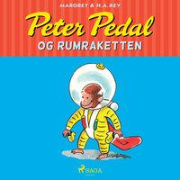 Peter Pedal og rumraketten - H.A. Rey