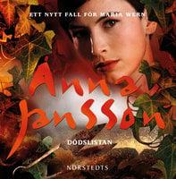 Dödslistan - Anna Jansson