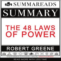 Summary of The 48 Laws of Power by Robert Greene - Summareads Media
