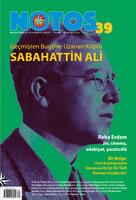 Notos Dosyaları 39 - Sabahattin Ali - NOTOS