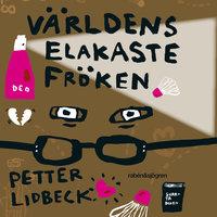 Världens elakaste fröken - Petter Lidbeck