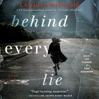 Behind Every Lie - Christina McDonald