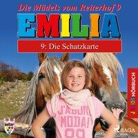 Emilia, Die Mädels vom Reiterhof - 9: Die Schatzkarte - Karla Schniering