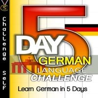 5-Day German Language Challenge - Challenge Self