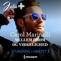 Mellem drøm og virkelighed - Carol Marinelli