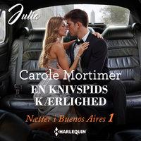En knivspids kærlighed - Carole Mortimer