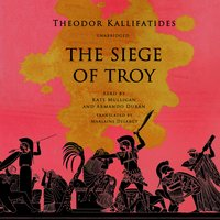 The Siege of Troy: A Novel - Theodor Kallifatides