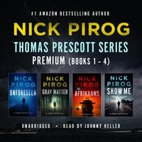 Thomas Prescott Series Premium: Books 1 through 4 - Nick Pirog