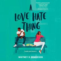 A Love Hate Thing - Whitney D. Grandison