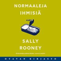 Normaaleja ihmisiä - Sally Rooney