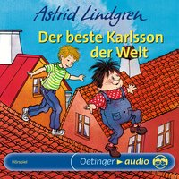 Der beste Karlsson der Welt - Astrid Lindgren