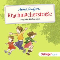 Krachmacherstraße - Astrid Lindgren
