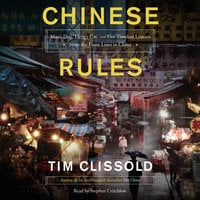 Chinese Rules - Tim Clissold