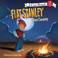 Flat Stanley Goes Camping - Jeff Brown