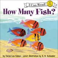 How Many Fish? - Caron Lee Cohen