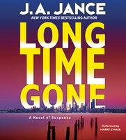 Long Time Gone - J.A. Jance