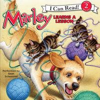 Marley: Marley Learns a Lesson - John Grogan