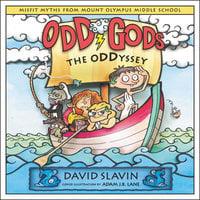 Odd Gods: The Oddyssey - David Slavin