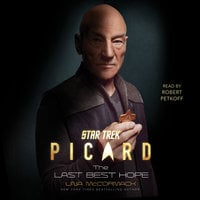 Star Trek: Picard – The Last Best Hope - Una McCormack