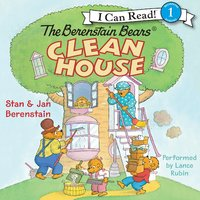 The Berenstain Bears Clean House - Jan Berenstain, Stan Berenstain